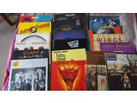 Vinyls in excellent/mint condition
