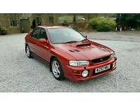 BEST CASH PAID FOR SUBARU IMPREZA TURBO 2000 UK WRX