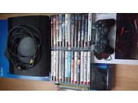 Ps3 superslim 500gb and lots of extras