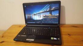 Fujitsu lifebook ah530 spares and repairs £50