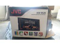 KW-R520 JVC car stereo