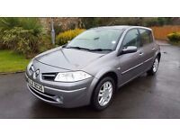 2008 Renault Megane 1.5 Dci Dynamique – ONLY 51k MILES, ONE OWNER, FULL SERVICE HISTORY