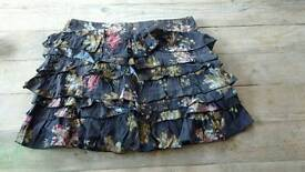 Joules skirt. Size 12. Worn once.
