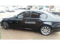 BMW 320D LCI 58 Plate