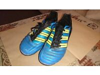 Adidas Predator molded boots size 3