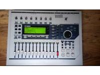 Yamaha AW-1600 multitrack recorder