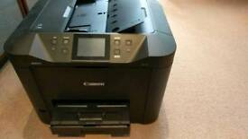 Cannon Maxify Printer and Scanner for small offices