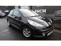 2007 Peugeot 207 1.4 Sport - LOW INSURANCE MODEL - FINANCE AVAIL-not fiesta 206 307 clio punto corsa