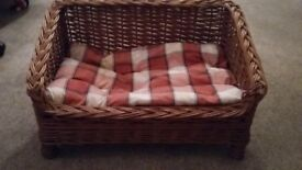 cat/dog basket