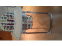 Comfy, Sturdy - Baby High Chair - Available Immediately