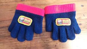 Bob The Builder Small Gloves / Petits Gants Bob le Bricoleur