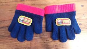 Bob The Builder Small Gloves / Petits Gants Bob le Bricoleur West Island Greater Montréal image 1