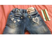 Childs jeans