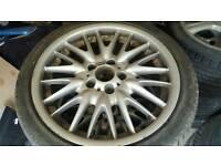 Bmw mv1 alloy wheels 18s