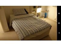 *SMALL DOUBLE BED EXCELLENT CONDITION - COLLECTION ONLY*