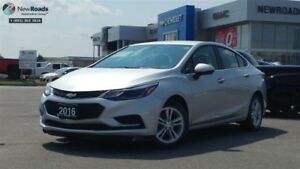 2016 Chevrolet Cruze LT Auto LT Auto, Back up Cam, One Owner,...