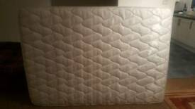 Silent night double mattress