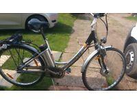 Alu Rex Electric Bike 24v