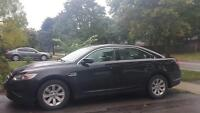 2010 Ford Taurus Sedan in a mint condition
