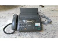 Panasonic KX-F2700E Telephone Answering System with Fax and Copying facilities