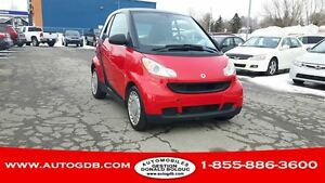 2009 smart fortwo Coupé 2 portes Pure