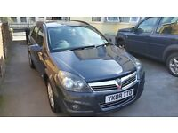 Vauxhall Astra 1.7 tdci, 08 plate, 12 months mot, Great family car that drives without fault,
