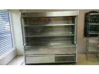 Multideck refrigeration unit 7