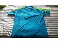 Mens addidas running t shirt