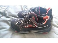 Mens Steel Toe Capped Work Shoes