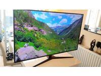 JVC LT-55C888 55 Inch Smart 4K Ultra HD HDR10 LED TV - Latest Model