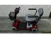 Kymco ForU Compact Mobility Scooter