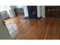 ABERDEEN FLOOR SANDING COMPANY. Sanding Varnishing and Staining