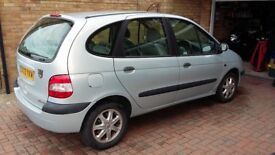 Renault Megane Scenic - 2003 - Lovely family car in great condition
