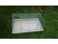 Indoor cage for guinea pig, rabbit, etc