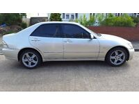 Lexus IS200 for sale - sold as seen