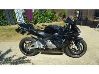 2003 53 reg honda cbr600rr one off looks and sounds great