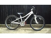 """Specialized Hotrock 24"""" wheel kids aluminium bike front suspension with gears childs bicycle"""
