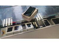 SAVE £154! (RECEIPT + Samsung Warranty) LIKE New Boxed UL Samsung Galaxy S6 EDGE 32GB BLACK