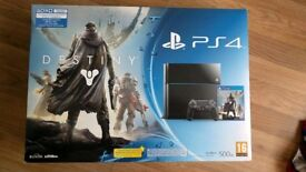 PS4 500gb - (Box only!)