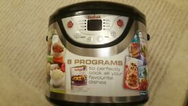 Tefal Slow Cooker with 8 programs