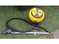 victor V9 HEPA Tub Vacuum Cleaning Machine (similar to Henry Hoover)