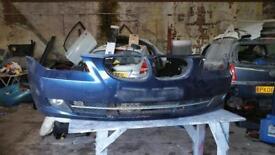 Bmw 5 series front & rear bumper
