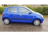 KIA PICANTO 1.0 GS 5dr Fully Serviced+Warranted (Low Running Costs) (blue) 2007