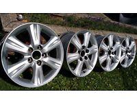 "Lexus 220D IS250 GS300 16"" Alloy Wheels Set of 4"