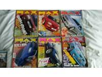 Max power magazines bundle 1