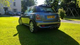 2008 mini cooper s stunning condition