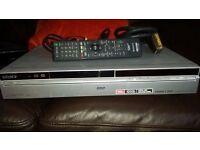 Sony DVD Recorder and Digital Hard Drive 160GB