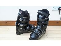salto size 6 ski boots thermo fit