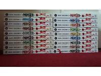 Manga - Naoki Urasawa's Monster complete collection