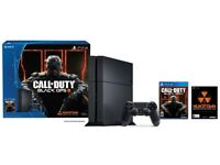 Sony PlayStation 4 500GB Gaming Console Black (PS4) Call of Duty Black Ops 3 Bundle